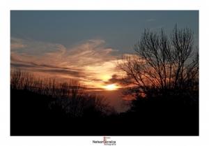Paisagem Natural/Céu em fúria - 1