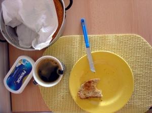 /Pequeno almoço....