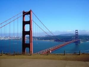 /Golden Gate Bridge, San Francisco, California