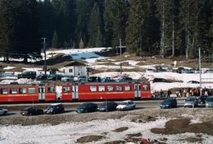 /Estância de Ski