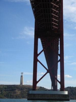 /sob a ponte