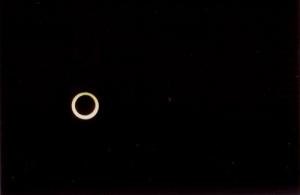 /O eclipse em Argozelo...I