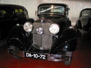 /Mercedes-Benz - A máquina do tempo