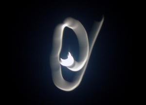 Fotojornalismo/Como a minha W1 e eu vimos o Eclipse II