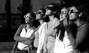 /observar o eclipse