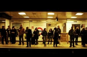 Gentes e Locais/Underground London