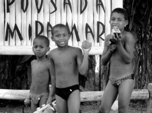 Retratos/Meninos em Trancoso,BH