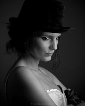 Retratos/Ana #5