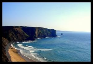 Paisagem Natural/Entre o céu e o mar