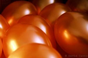 Abstrato/Balões