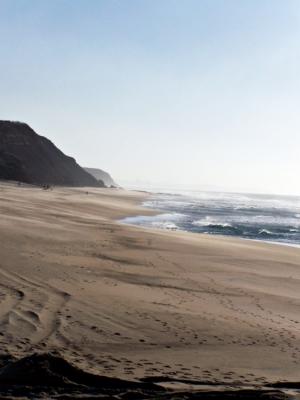 Paisagem Natural/A praia da minha infância