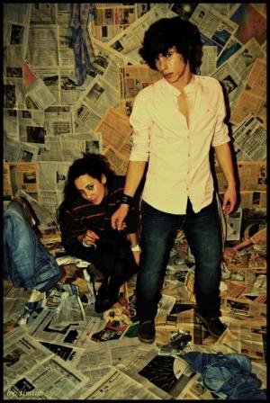 Retratos/Pedro e Cláudia