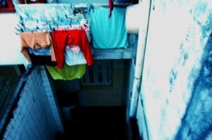 Paisagem Urbana/secando