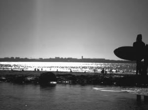 Gentes e Locais/surfista de verão