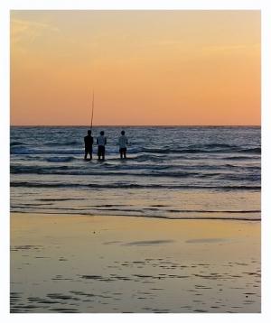 """Gentes e Locais/""""Pescadores eram três..."""""""