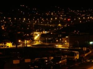 Paisagem Urbana/Quando a noite cai!!