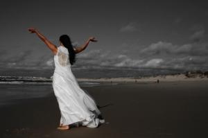 Retratos/*senhora do mar*