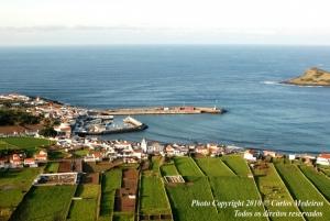 Paisagem Urbana/Porto da Graciosa