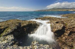 Paisagem Natural/    Sea Cascade    