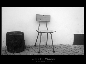 Abstrato/Empty Places