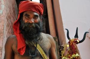 /Visage d'Haridwar