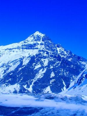 /A Montanha Azul...