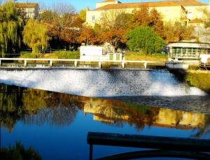 Paisagem Natural/Água é o espelho do céu ...