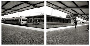 /O comboio