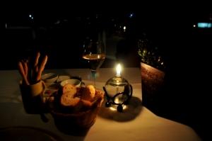 Outros/Jantar à luz de velas...