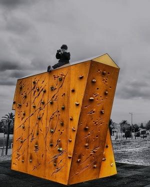 /UM FOTOGRAFO Á ALTURA - TRIPÉ