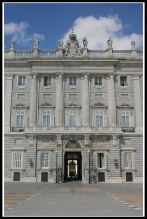 Paisagem Urbana/Palácio Real