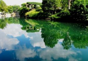 """Paisagem Natural/Água: """"espelho do céu"""""""