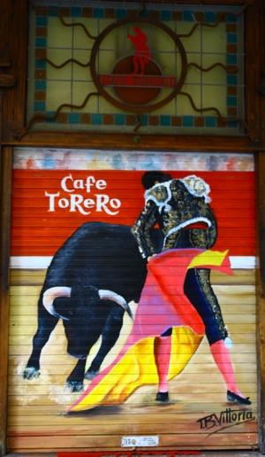 Paisagem Urbana/Cafe Torero @Salamanca