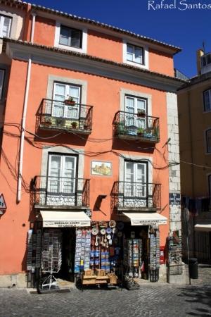 Paisagem Urbana/O artesanato do Castelo