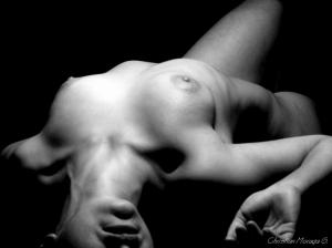 Nus/Contorción Desnuda
