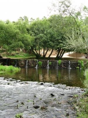 Paisagem Natural/A água corre sempre numa direcção