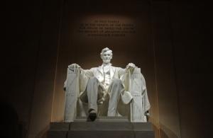 História/Lincoln Memorial....