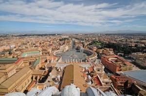Paisagem Urbana/View from San Pietro....