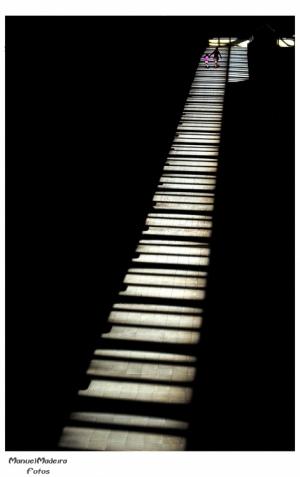 """Outros/""""Escada de luz"""""""