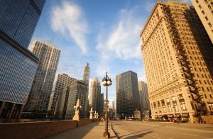 Paisagem Urbana/Buildings of Chicago....