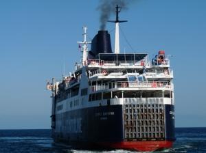 Outros/Transporte maritimo inter-ilhas nos Açores