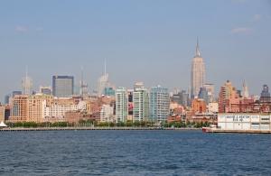 Paisagem Urbana/From the Hudson....