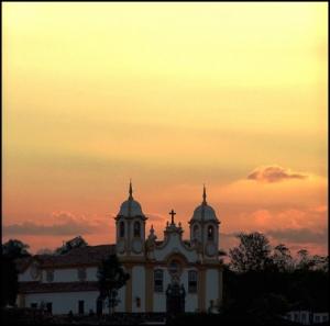 Paisagem Urbana/Crepúsculo dos Santos#