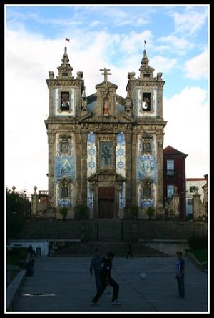 Paisagem Urbana/Igreja Stº. Ildefonso