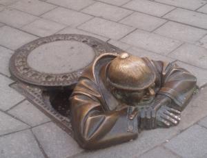 Gentes e Locais/Pormenor em Bratislava