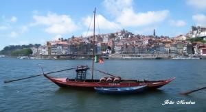 Paisagem Natural/Cidade do Porto, vista de Gaia