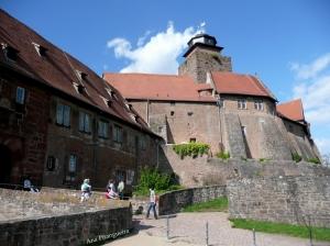 Outros/Burg Breuberg in Hessen