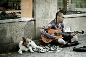 Gentes e Locais/Dueto de rua