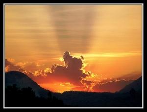 /Um outro Pôr-do-sol...