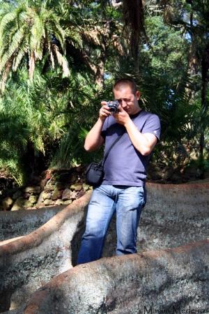 Retratos/Os sitios onde se metem os fotografos...